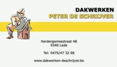 De Schrijver Peter